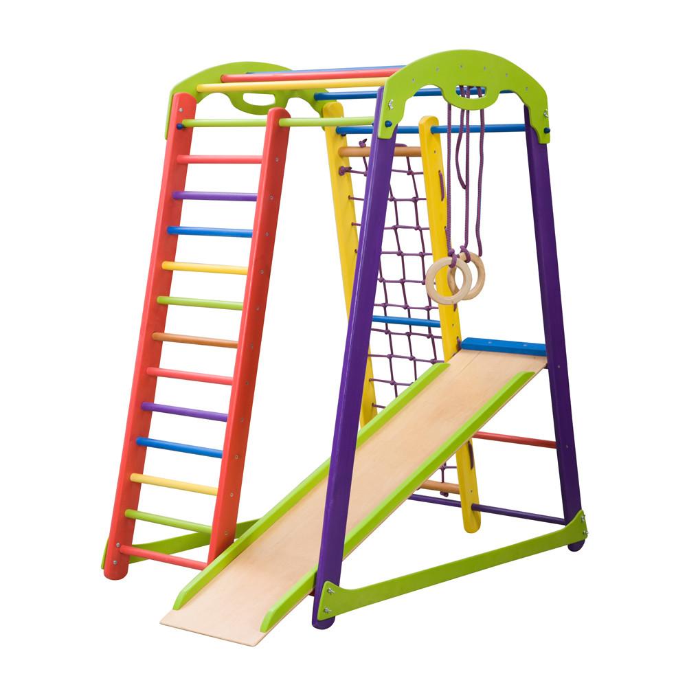 Детский спортивный комплекс Кроха 1 мини 3