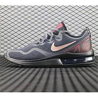 Мужские кроссовки Nike Air Max Fury Grey РЕПЛИКА