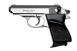 Пистолет сигнальный EKOL MAJOR (9.0мм), серый