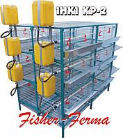 Клетка для несушек и бройлеров (двухсторонняя)