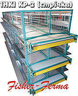 Клетка для несушек и бройлеров (лента)