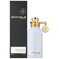 Унисекс MONTALE NEPAL AOUD (Монталь непал уд) unisex 20 ml (100% Оригинал) EDP Парфюмированая вода