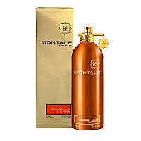MONTALE ORANGE AOUD 100 ml ( Монталь оранж уд ) (100% Оригинал) EDP Парфюмированая вода