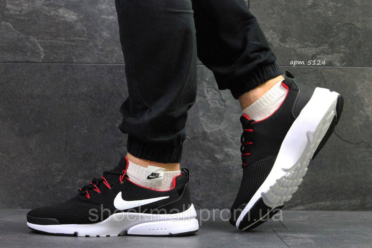 e80676fb21850 Летние кроссовки Nike Air Presto Fly Uncaged черные Вьетнам реплика -  Интернет магазин ShockMall в Киеве
