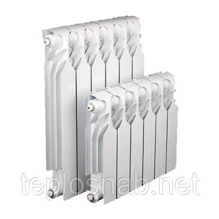 Биметаллический секционный радиатор TIANRUN TBF 300/80