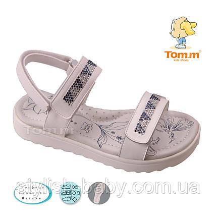Детская коллекция летней обуви 2018. Детские босоножки бренда Tom.m для девочек (рр. с 32 по 37), фото 2