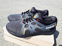 Мужские модные летние кроссовки Reebok , ( сетка), фото 1