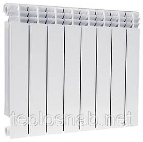 Биметаллический радиатор Алтермо 7 (Полтава)