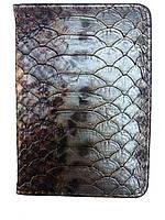 "Обложка на паспорт ""Кобра""P-7284"