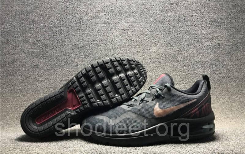 Мужские кроссовки Nike Air Max Fury Black Grey