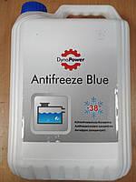 "Антифриз ""DynaPower""синий концентрат 5 литров (-80С) G11- производства Германии, фото 1"