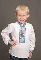 """Вышиванка для мальчика """"Лучеськ"""" ( арт. BX1-405.0.7 ), фото 1"""