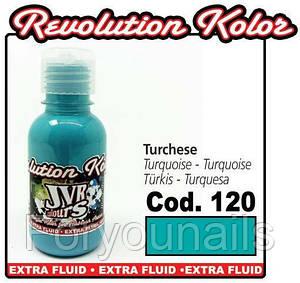 JVR Revolution color, opaque  #120,30ml