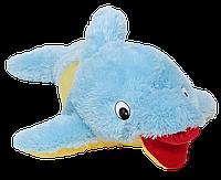 Мягкая игрушка рыба Дельфин 55 см.