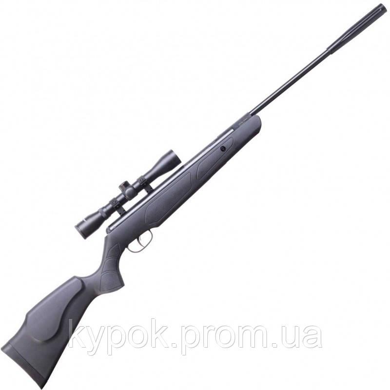 Пневматическая винтовка Crosman F-4 NP с прицелом Center Point 4x32