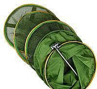Садок прорезиненный 4 кольца с колышком (d 35 см*2,5 м )в чехле