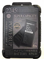 Усиленный аккумулятор Apple iPhone 6S 2245mAh Remax RPA + набор для замены