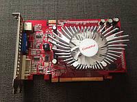 ВИДЕОКАРТА Pci-E GEFORCE 8600 GT на 512 MB 128 BIT с ГАРАНТИЕЙ ( видеоадаптер 8600GT 512mb  )