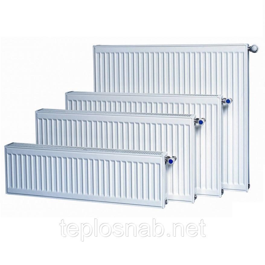 Стальной радиатор PURMO Ventil Compact 33 тип 500 х 1000
