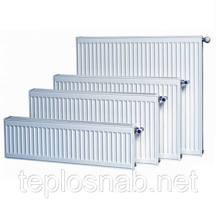 Стальной радиатор PURMO Compact 33 тип 500 х 600, фото 2