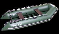 Надувная моторная лодка Discovery DM 310 LS