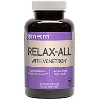 Relax-All 60 капс Расслабление отдых сон MRM USA