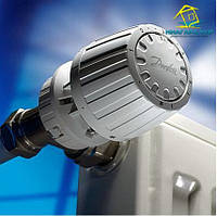 Эффективная термоголовка Danfoss RA 2992 с выносным датчиком температуры