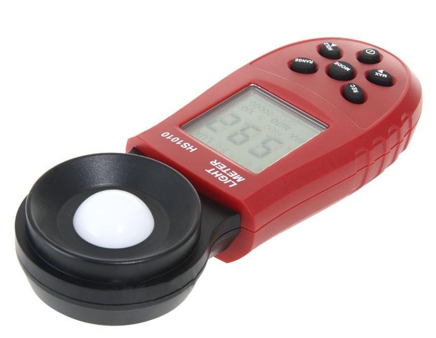 Цифровий люксметр TASI HS1010 (0 - 200000 Lux)