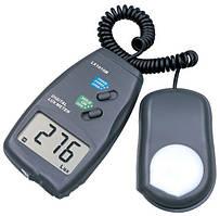 Люксметр цифровой с выносным датчиком LX1010B (1-50000 Lx) с выбором диапазона измерений