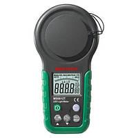 Люксметр Mastech MS6612T (0-200 000 Lux; 0-20000 ФК; 0-999900 CD) 10 режимів для різних типів освітлення
