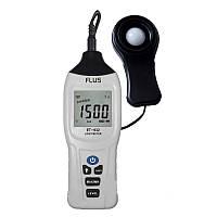 Люксметр Flus ET-932 (0-400 000 Lx/±3 %) з виносним знімним датчиком