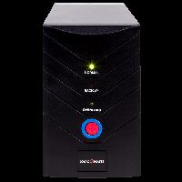 ИБП для компьютера (390 Вт) LogicPower 650VA, 2 розетки, 5 ступ. AVR, 7.5Ач12В