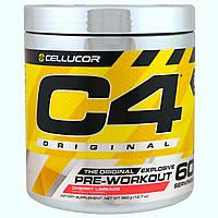 Cellucor, C4 Original для взрывной тренировки, перед тренировкой, вишневый лаймад, 12,7 унций (360 г)