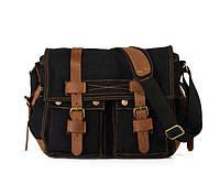 Мужская сумка Augur Черный