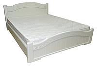 Кровать деревянная «Доминика» Неман с деревянным вкладом, 900х2000 Неман