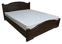 Кровать деревянная «Доминика» Неман с деревянным вкладом, 1400х2000 Неман