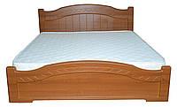Кровать деревянная «Доминика» Неман с деревянным вкладом, 1800х2000 Неман