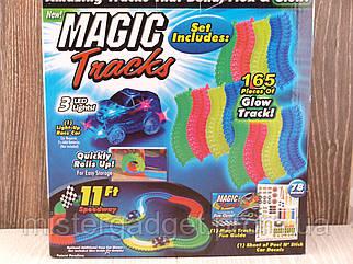 Дитяча гра дорога Magic Tracks 165 Конструктор дитячий автодорога