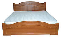 Кровать деревянная «Доминика» Неман с металическим каркасом + газовый подъемный механизм, 1400х2000 Неман