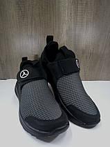 Летние мужские кроссовки на липучке   ТМ EXTREM 1207/06, фото 2