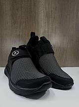 Летние мужские кроссовки на липучке   ТМ EXTREM 1207/06, фото 3