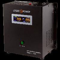 ИБП с правильной синусоидой Logicpower LPY-W -PSW-500VA+ (350Вт) 5A/10A 12В для котлов и аварийного освещения