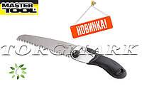 Ножовка садовая складная MASTER TOOL 440 мм (14-6019)