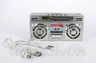 "MP3 – спикер колонка  ""Бумбокс"",14 см"