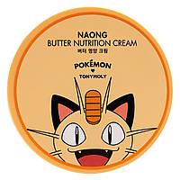Tony Moly, Pokemon, Butter Nutrition Cream, Naong, 300 ml