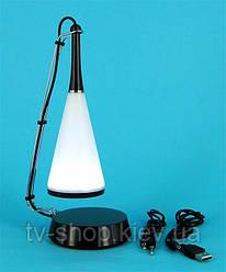 """Сенсорный светильник с колонкой """"Капля"""""""