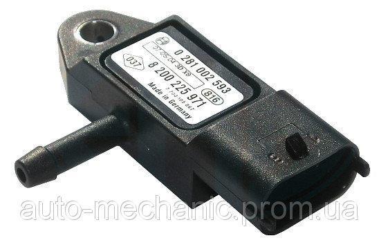 Датчик регулировки давления воздуха на Renault Kangoo 97->08 1.9dCi+1.5dCi - Renault (Оригинал) - 223657266R