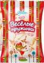 Жевательный зефир Веселые пружинки со вкусом клубники , 200 гр