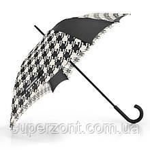 Зонт-трость механический Reisenthel Umbrella YM 7028 черно–белый