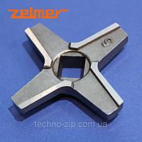 Нож односторонний для мясорубки Zelmer NR5 86.1007